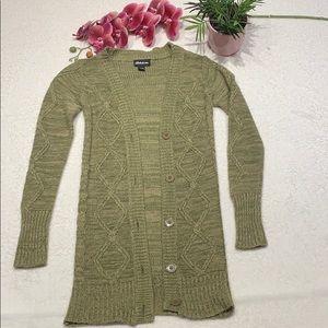 🔥🔥🔥 2/$10 Knit Style Cardigan XS